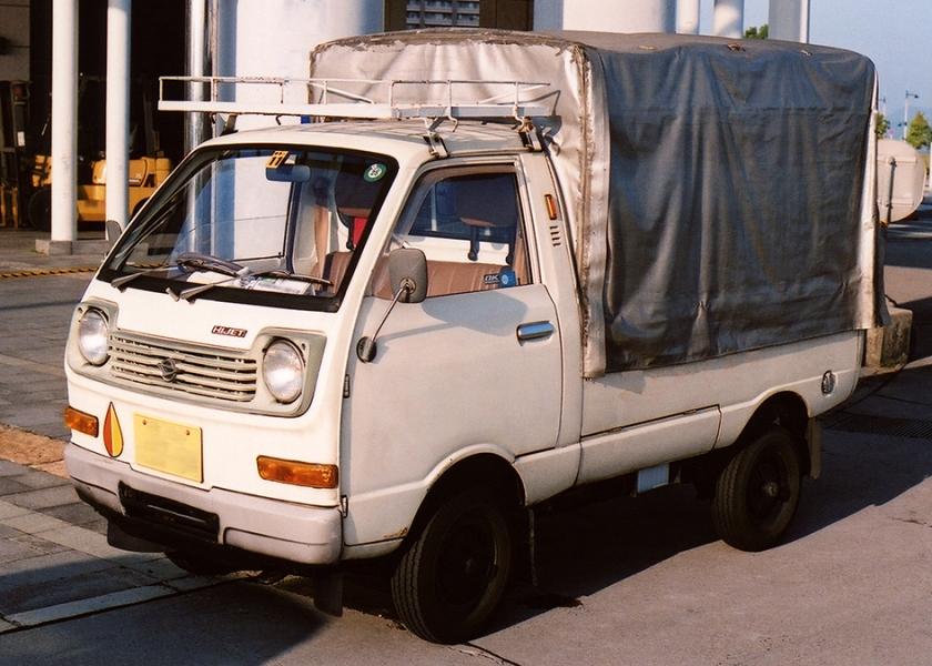 Daihatsu Hijet Truck S38