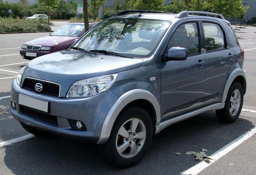 Daihatsu Terios front