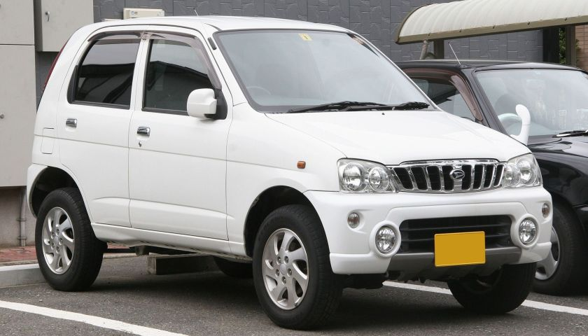Daihatsu Terios Kid (Japan)