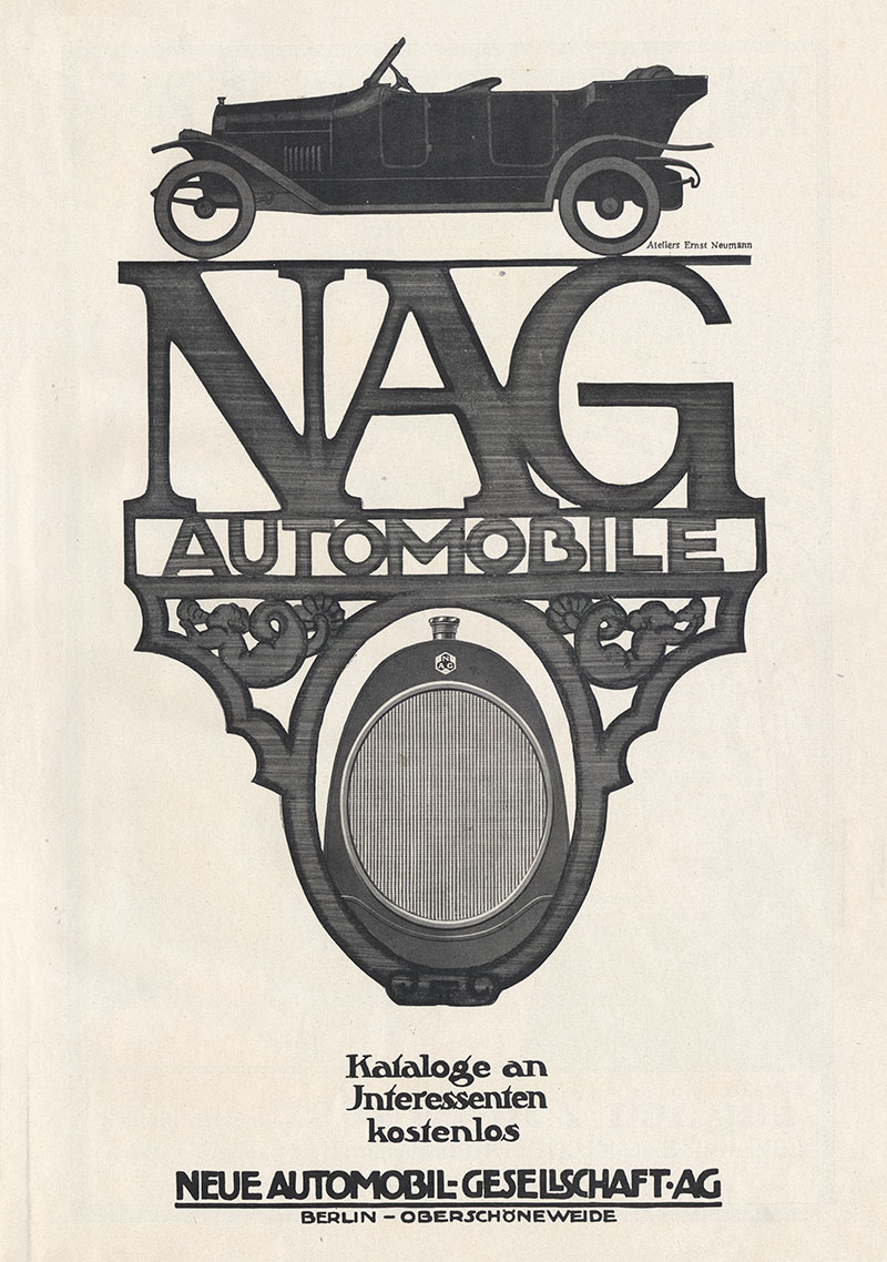 NAG Catalogue 417