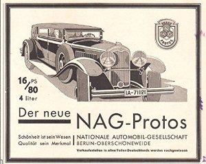 NAG Protos