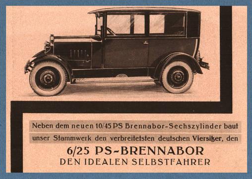 RTEmagicC Brennabor DAG.I.