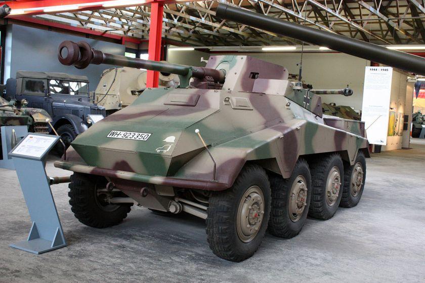 Sd.Kfz.234 Pakwagen