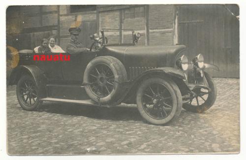 Super Foto Oldtimer KFZ Auto NAG Nationale Automobil-Gesellschaft