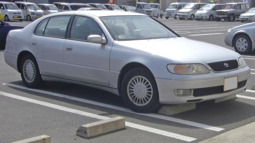 Toyota Aristo 3.0 Q (JZS147 Japan)