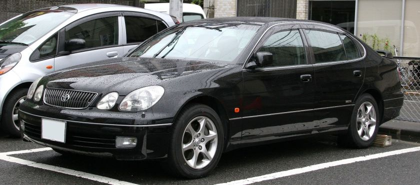Toyota Aristo (Japan) 2nd gen.