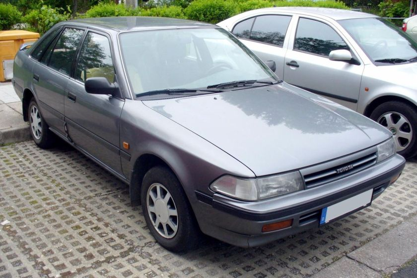 Toyota Carina II XLi
