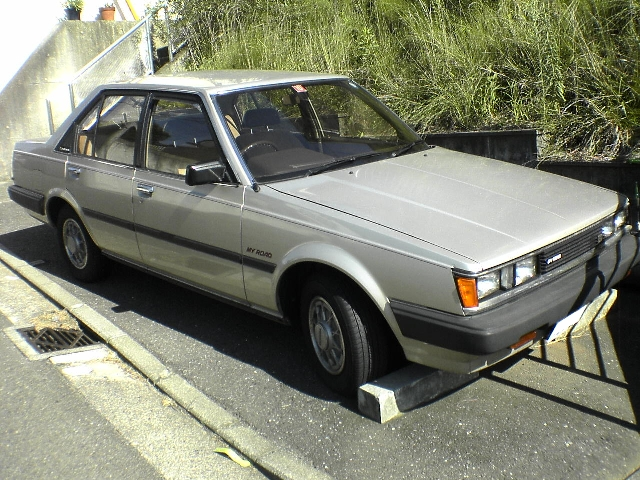 Toyota Carina series A60 sedan