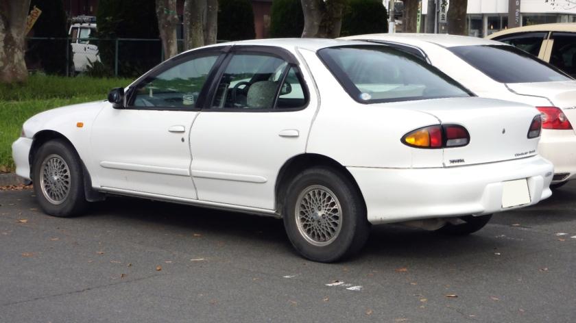 Toyota Cavalier 2