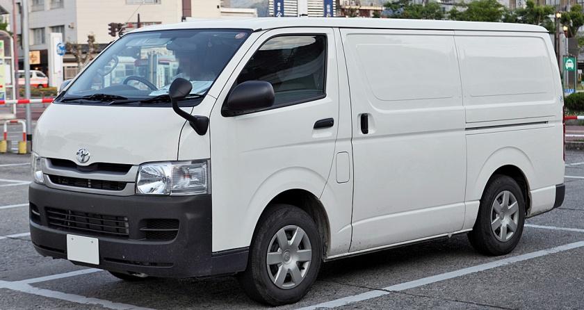 Toyota Hiace H200 2,0 DX 511