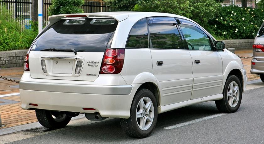 Toyota Nadia 002