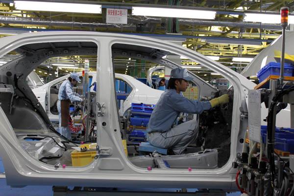 Toyota Plant Ohira Sendai