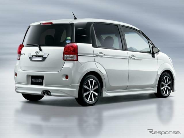 Toyota Porte 4dr Stylish