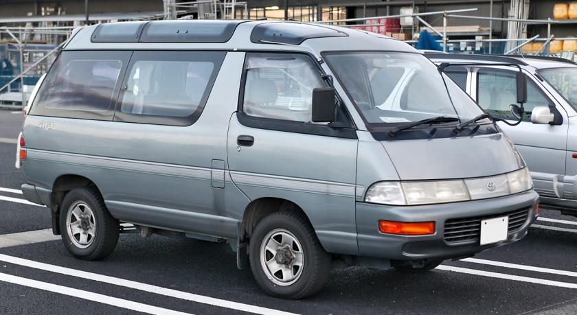 Toyota Townace Wagon 4wd 2.2DT Super Extra Skylight Roof 003
