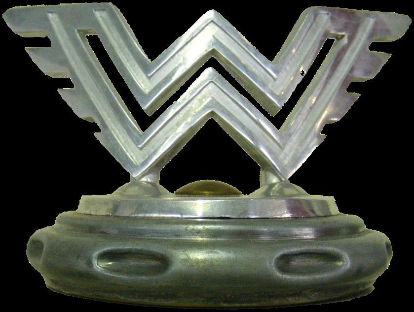 Wanderer-Werke A.G. hood ornament W126