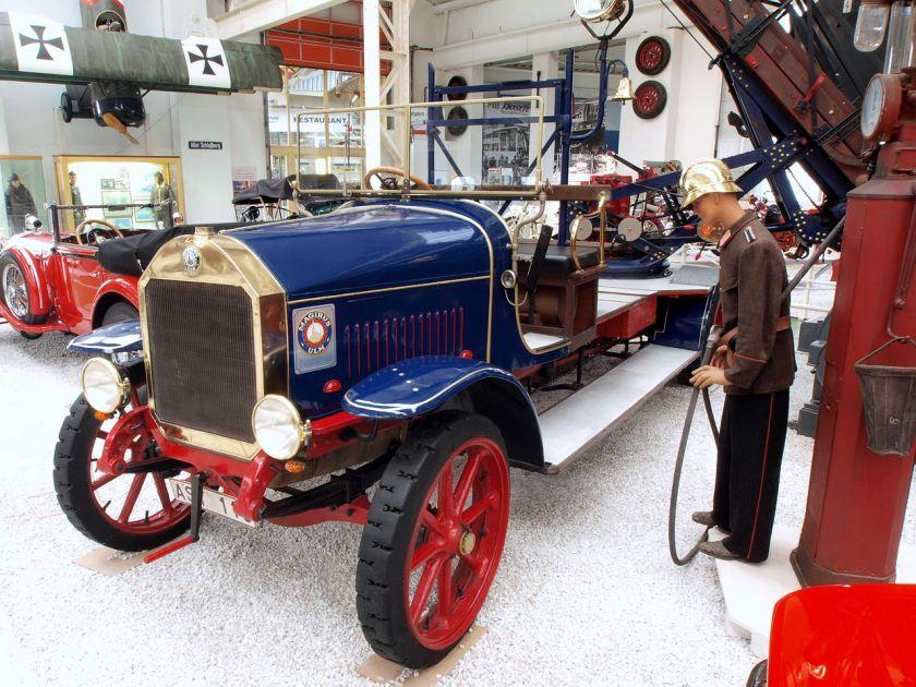 1921 Magirus Lastkraftwagen