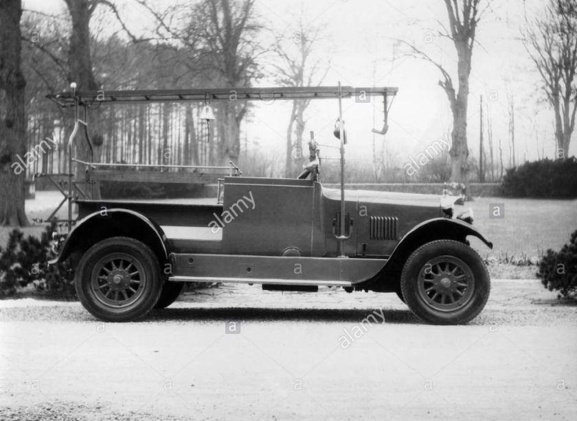 1923 Magirus Deutz Bayern