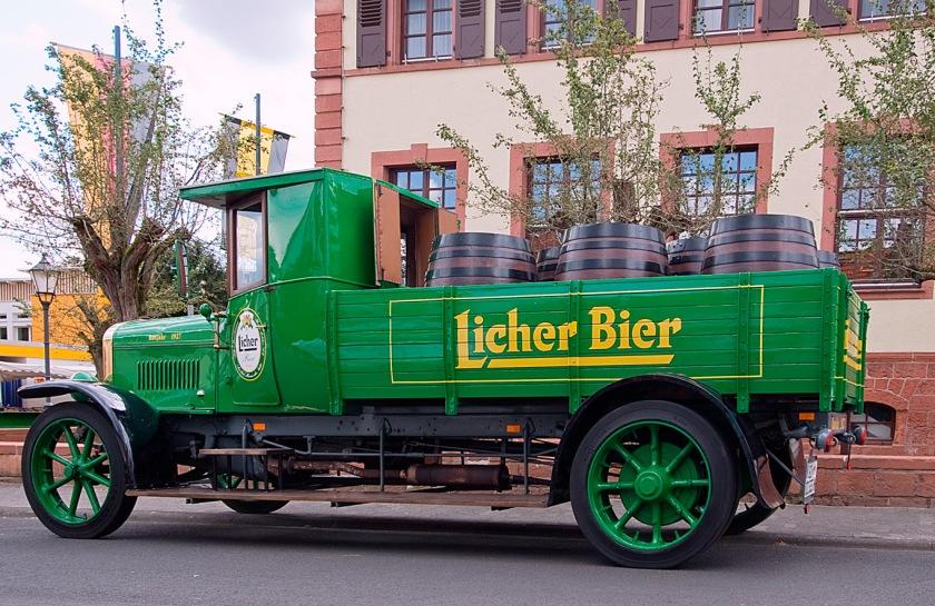 Licher-Oldtimer
