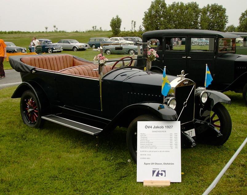 1927 Volvo ÖV 4 Jakob