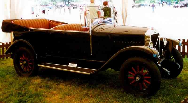 1927 Volvo OV4 Touring