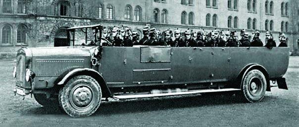 1928 Magirus ММ3