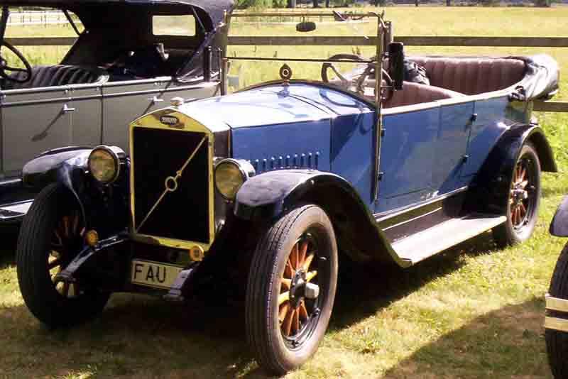 1928 Volvo ÖV 4 Touring
