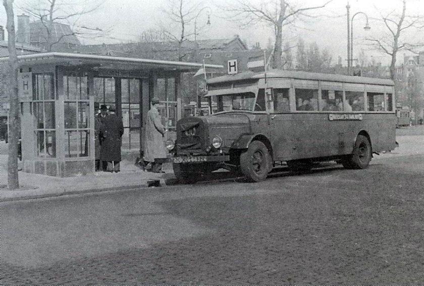 1929 Magirus-Deutz AG (via Geesink, Weesp) - Werkspoor, Zuilen a A'dam