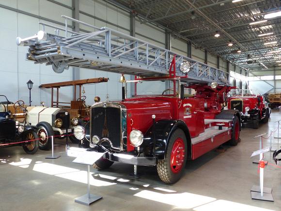 1935 Magirus M45L Fire Tender