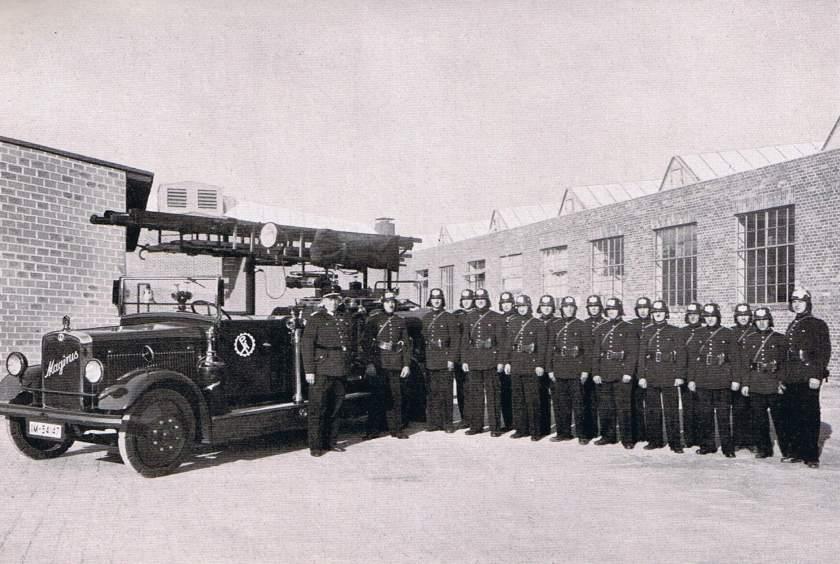 1935 Magirus Polte-Werksfeuerwehr