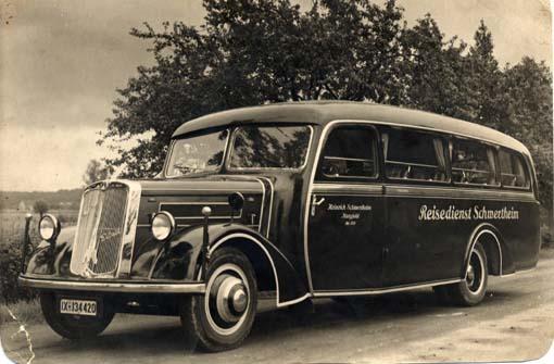 1936 Magirus M 30