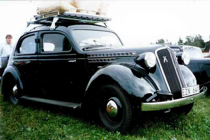 1937 Volvo PV51 Sedan