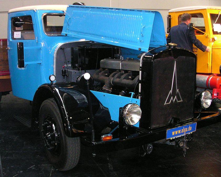 1939 Magirus M40