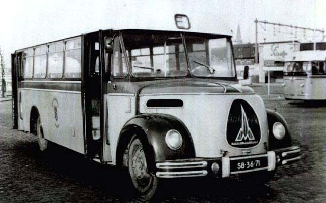 1951 Magirus Deutz 3329