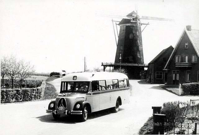 1951 Magirus Deutz bus NL