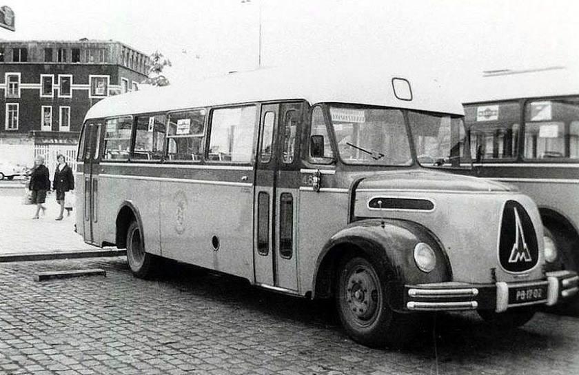 1951 Magirus Deutz De City 48