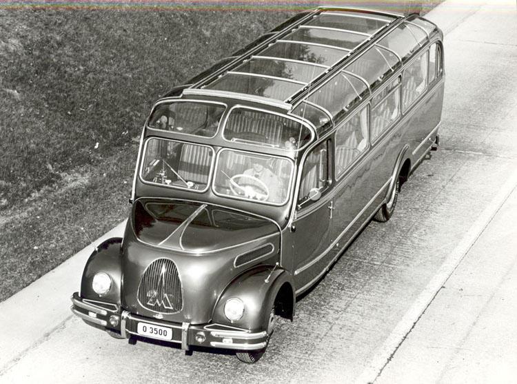 1951 Magirus Deutz UK o35001L 000