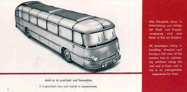 1951 Magirus wh2022b