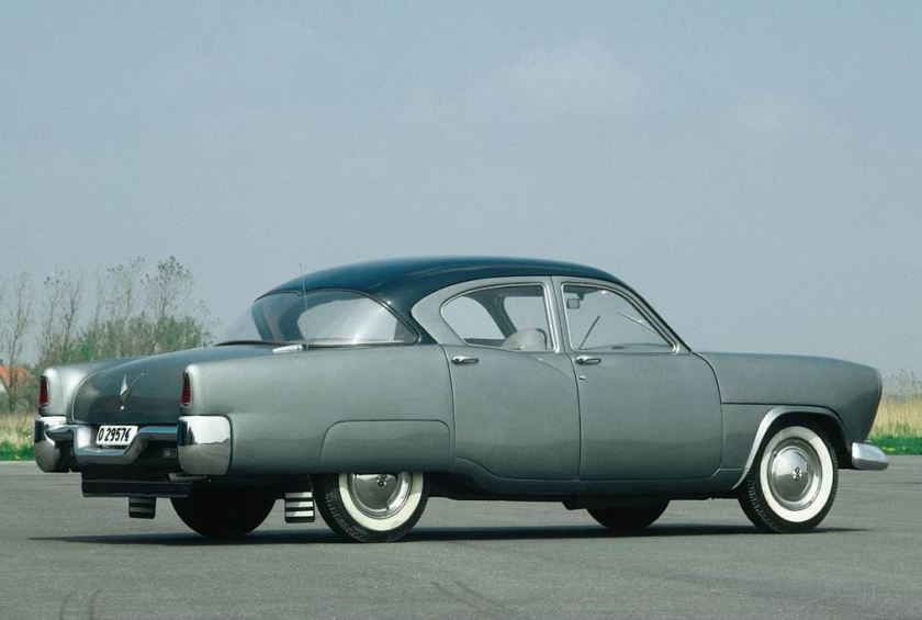 1952 Volvo Philip Concept High Resolution Image