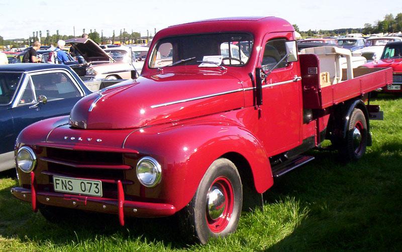 1952 Volvo PV 833 Pickup
