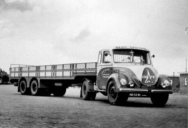 1953 Magirus 130pk Gebr. Greving