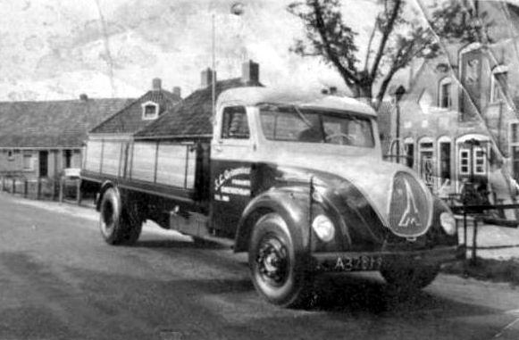 1953 Magirus Grimmius