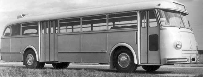 1953 Magirus O6500