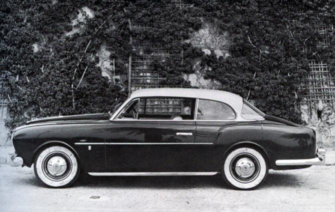 1953 Vignale Volvo Elisabeth I 01