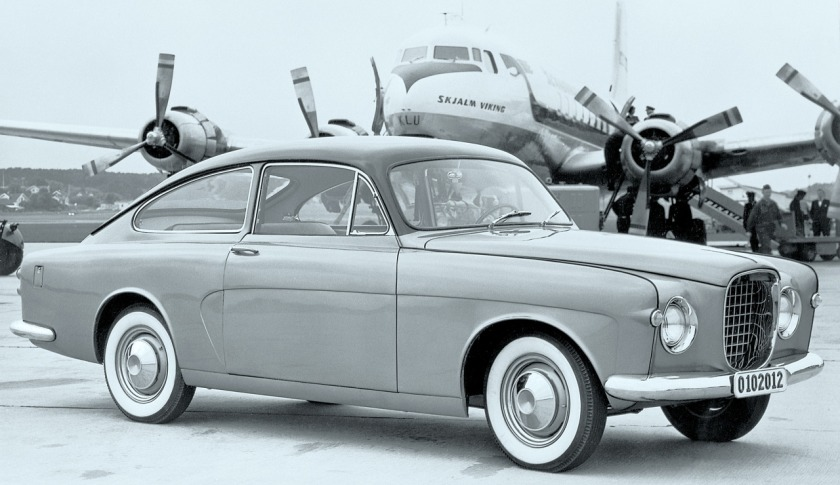 1953 Volvo 179 Margarete Rose