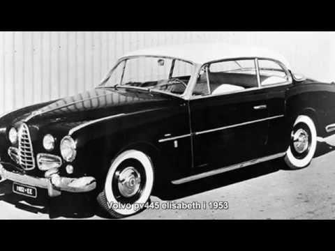 1953 Volvo pv445 elisabeth I