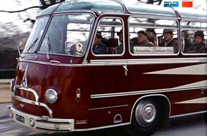 1954 Magirus Deuts O 3500 H i