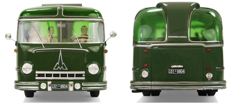 1954 Magirus-Deutz, Buses, Hobby