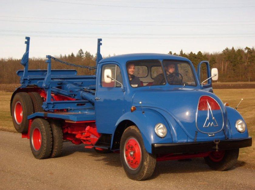 1954 Magirus Deutz S4500