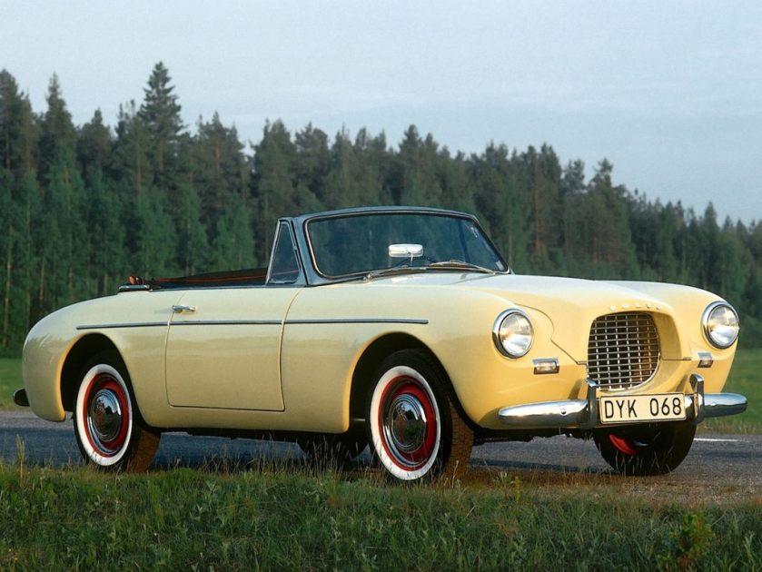 1954 Volvo P1900 Sport Prototype