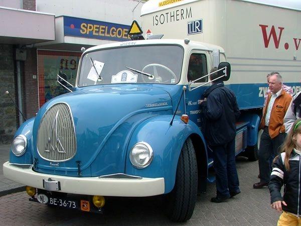 1955 Magirus BE 36 73 NL